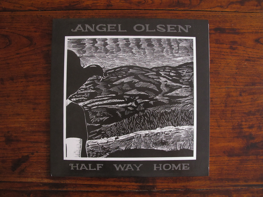 Angel Olsen Halfway Home